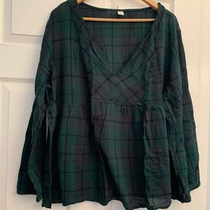 Old Navy Women's Long Sleeve Blouse